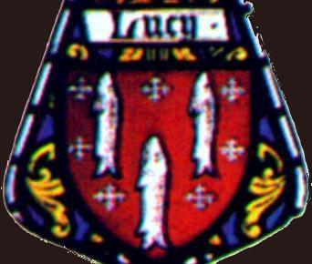 Lucy coat of arms